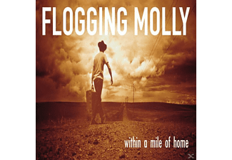 Flogging Molly - Within A Mile Of Home - (Vinyl)