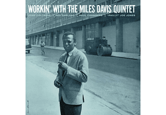 Miles Davis - Workin' With The Miles Davis Quintet - (Vinyl)