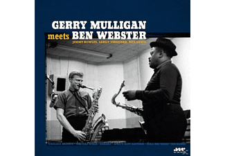 Mulligan, Gerry & Ben Webster - Mulligan Meets Webster (Vinyl LP (nagylemez))
