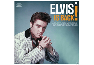 Elvis Presley - Elvis Is Back! (Ltd.Edt 180g Vinyl) [Vinyl]