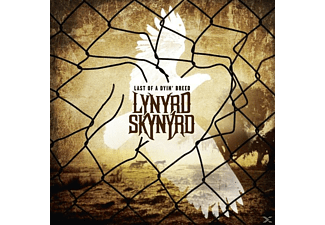 Lynyrd Skynyrd - LAST OF A DYIN BREED - (Vinyl)