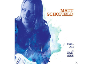 Matt Schofield - Far As I Can See (Gatefold) - (Vinyl)