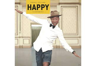 Pharrell Williams - HAPPY (FROM DESPICABLE ME 2) [Vinyl]
