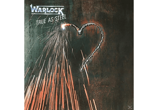 Warlock - True As Steel - (Vinyl)