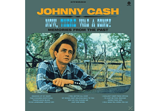Johnny Cash - Now, There Was A Song+2 Bonu - (Vinyl)