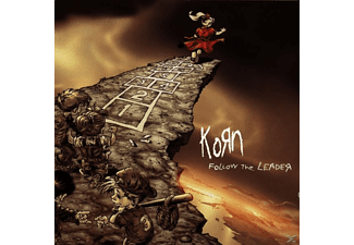 Korn - Follow The Leader - (CD)