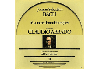 Claudio Abbado - Bach: Brandenburgische Konzerte (Remastered) - (CD)