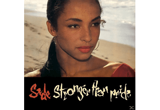 Sade - Stronger Than Pride - (Vinyl)