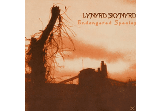 Lynyrd Skynyrd - ENDANGERED SPECIES [CD]