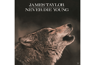 James Taylor - Never Die Young - (Vinyl)