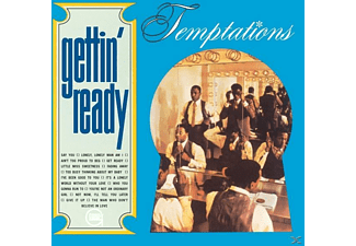 The Temptations - Gettin' Ready - (Vinyl)
