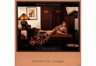Barbra Streisand - A Collection Greatest Hits...And More [CD]