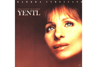 Barbra Streisand - Yentl [CD]
