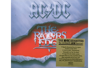 AC/DC - THE RAZOR S EDGE (DIGITAL REMASTERED) [CD]