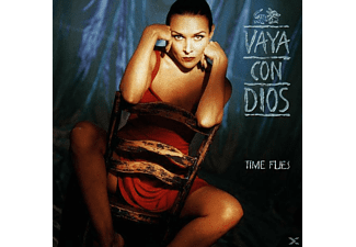 Vaya Con Dios - Time Flies - (CD)