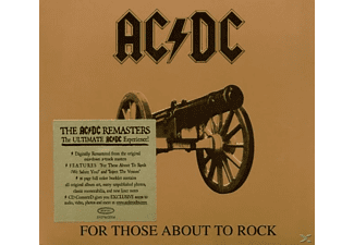 AC/DC - For Those About To Rock (Remastered) - (CD)