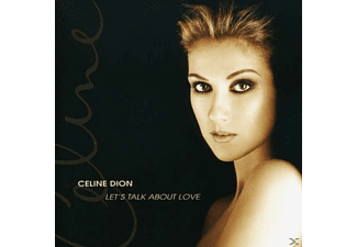 Céline Dion - Let's Talk About Love - (CD)