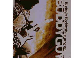 Buddy Guy - BUDDY S BADDEST - THE BEST OF BUDDY GUY - (CD)