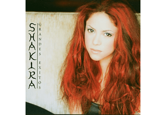 Shakira - Grandes Exitos - (CD)