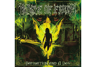 Cradle Of Filth - Damnation And A Day - (CD)