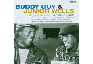 Buddy Guy - Last Time Around - Live At Leg [CD]