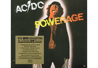 AC/DC - Powerage (Remastered) [CD]