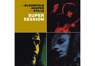 BLOOMFIELD,MIKE,WITH AL KOOPER & STEPHEN STILLS - Super Session - (CD)