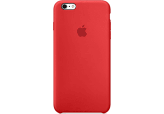 Apple iPhone 6s SiliconeCase (PRODUCT)Red (MKY32ZM-A)