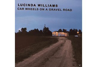 Lucinda Williams - Car Wheels On A Gravel Road - (Vinyl)