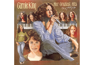 Carole King - Her Greatest Hits (Songs Of Lo - (CD)