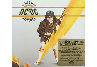 AC / DC - High Voltage - Remastered (CD)