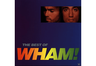 Wham! - IF YOU WERE THERE - THE BEST OF WHAM - (CD)