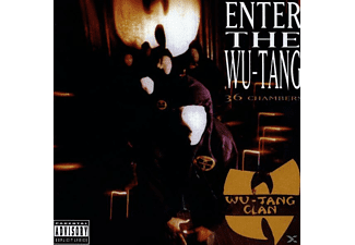 Wu-Tang Clan - Enter The Wu-Tang - (CD)