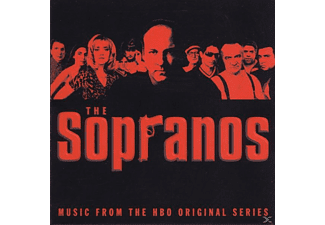 VARIOUS - The Sopranos - Music From The [CD]