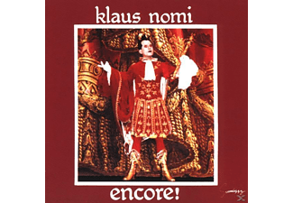 Klaus Nomi - ENCORE (NOMI S BEST) - (CD)