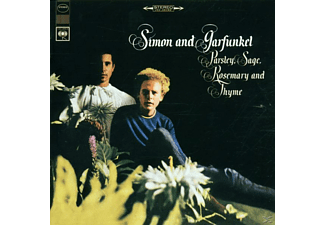 Simon & Garfunkel - Parsley, Sage, Rosemary And Thyme - (CD)