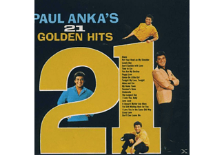 Paul Anka - 21 GOLDEN HITS [CD]