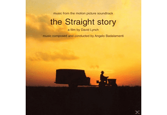 Angelo Badalamenti - The Straight Story [CD]