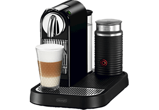 delonghi en266bae nespresso citiz milk kapselmaschinen mediamarkt. Black Bedroom Furniture Sets. Home Design Ideas