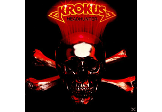 Krokus - HEADHUNTER - (CD)