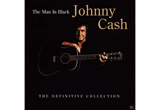 Johnny Cash The Man in Black Country CD