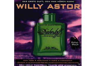 Willy Astor - Diebestoff [CD]