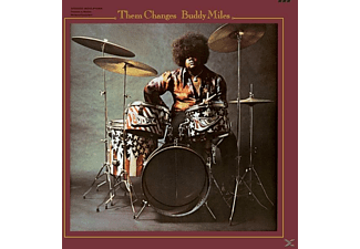 Buddy Miles - THEM CHANGES - (Vinyl)