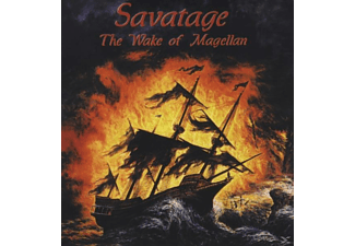 Savatage - The Wake Of Magellan - (Vinyl)
