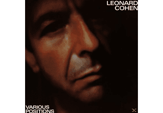Leonard Cohen - VARIOUS POSITIONS - (CD)