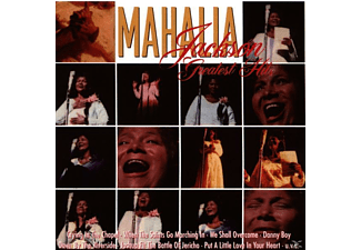 Mahalia Jackson - Greatest Hits [CD]