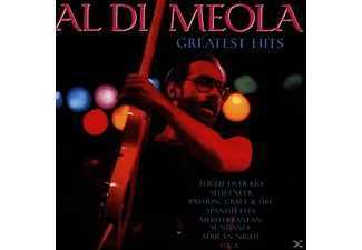 Al Di & Varios Meola - Greatest Hits [CD]