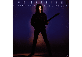 Joe Satriani - Flying In A Blue Dream - (CD)