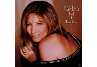 Barbra Streisand - Back To Broadway [CD]