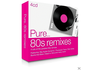 VARIOUS - Pure...80s Remixes [CD]